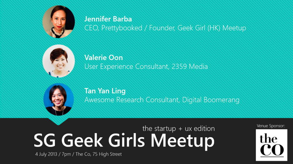 sg geek girls meetup 270613